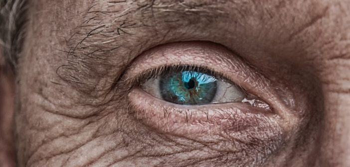 symptomen van Parkinson bij de ogen
